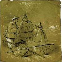 Chinese Porters for the Railroad