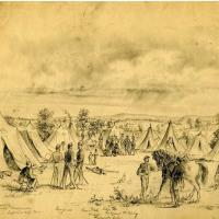 Camp Lily: Fremont's Headquarters at Jefferson City, Missouri