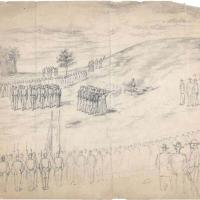 Execution of Frank McIlhenney: Deserted to the Enemy