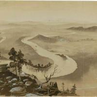 Chattanooga Valley Sketched from Lookout Mountain after Sherman's Victory